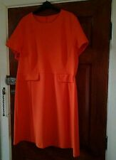 Unbranded Polyester Work Patternless Dresses for Women