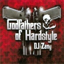 Godfathers of hardstyle-by Dj Zany-Showtek, Dj Isaac, DJ Stardust-CD NUOVO