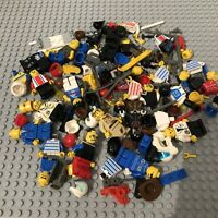 LEGO Town Assorted Minifigure Spares Bundle Used Vintage Classic Old Parts