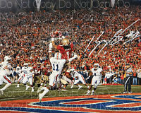 Kelvin Benjamin signed Carolina Panthers 8X10 photo picture poster autograph RP