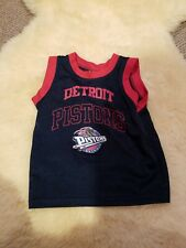 Detroit pistons 2001- 2005 Boys Jersey Sz 3t In Good condition!