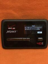 Verizon Novatel Jetpack 4620L MiFi 3G LTE Hotspot Mobilel Modem