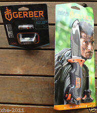 Gerber Bear Grylls Ultimate Survival Serrated Knife & Myth Headlamp