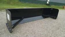 "Linville 10' x 36"" backhoe snow pusher plow Free Shipping"