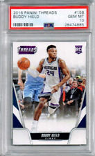 2016 Panini Threads Buddy Hield PSA 10 RC