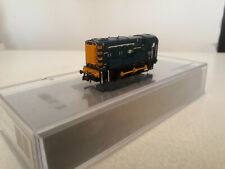 More details for farish class 08 748 br blue dcc fitted 371-015