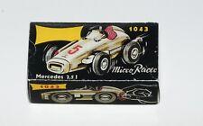 Reprobox für den Schuco Micro-Racer 1043 - Mercedes 2,5 L