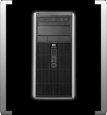HP COMPAQ DC 5800 MT INTEL Q33 2-CORE E7400 2.80GHZ 4GB RAM 160GB DVD-RW TOWER