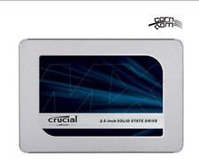 "Crucial MX500 2.5"" 250GB SATA3 3D NAND Internal SSD CT250MX500SSD1 Upto 560MBps"