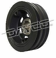 POWERBOND HARMONIC BALANCER for FORD COURIER 2.5 4CYL PE PG PH WLAT TURBO DIESEL