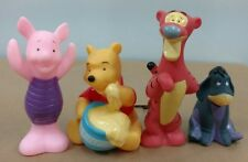 Winnie the pooh tigger piglet Eeyore Cake Toppers 4 piece set