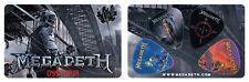 BOGO Special Megadeth Dystopia PikCard Custom Guitar Picks (4 picks per card)