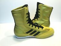 Adidas Box Hog X Special White Red Gold Men's Boxing Shoes AC7148 Size 11