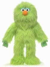 Silly Puppets Green Monster Hand Puppet