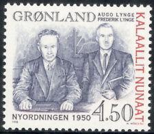 Greenland, Scott 335, 1998, Mnh, New Order of 1950