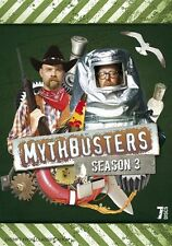 Mythbusters : Season 3 (DVD, 2010, 7-Disc Set)