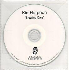 (AB71) Kid Harpoon, Stealing Cars - DJ CD