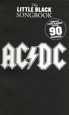 The Little Black Songbook: AC/DC by Omnibus Press (Paperback, 2008)