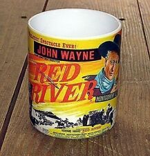 John Wayne Red River Advertising MUG