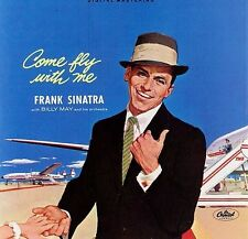 Come Fly with Me by Frank Sinatra (CD, 1998, Capitol) VERY GOOD / FREE SHIPPING
