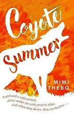 COYOTE SUMMER / MIMI THEBO9780192759436