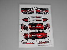 Lego® Technic Sticker/Aufkleber für Quad Bike aus Set 8262 Neu