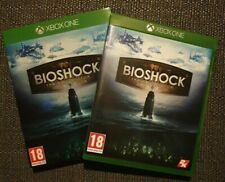 BioShock: The Collection - Colector Edition (Xbox One 2016) Freepost! 3 Games!