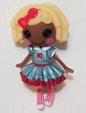 "Lalaloopsy Doll Mini Dot Starlight 3"" Figurine Toy MGA African American Girl"