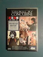 Farewell My Concubine DVD