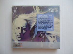 cd Johnny Winter Second winter deluxe edition (sealed) € 18