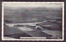 KANSAS CITY MISSOURI MO Aerial View Anthony City Lake Park PHOTO Vintage Postcar