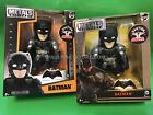 Jada Diecast DC Movie Batman vs Superman and Batman Package Bare Metals set of 2