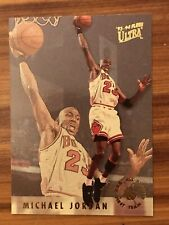 1993-94 Fleer Ultra MICHAEL JORDAN Insert Card # 2 Of 10