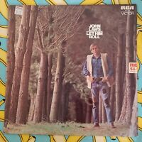 John Laws Let Him Roll 12 Inch Vintage Vinyl LP