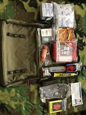 Official AMC The Walking Dead Survival Kit Large Military Messenger Bag 1 Person