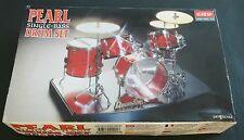 PEARL DRUMS : Single Bass Drum Kit *-* Academy 1/8....Beatles