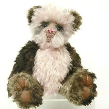Tibor from the Busser Bear Collection - by Leeann Snyder - Us Artist