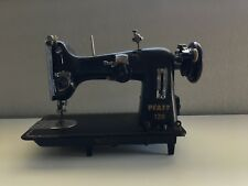 Vintage Pfaff Model No. 130 Sewing Machine  I ADDED MORE PICS OF THE BOTTOM