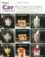 Car Accessories in Plastic Canvas The Needlecraft Shop 846533 15 Projects