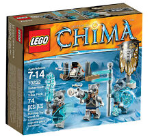 LEGO Legends of Chima Saber-tooth Tiger Tribe Pack 70232