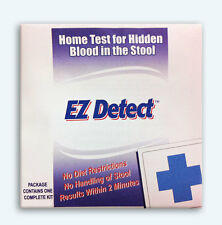 EZ DETECT Colon Disease ~ One Complete Home Test ***NEW***