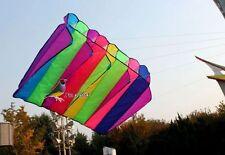 Cerf-volant parafoil monofil, Plage Jardin Cour de récréation Jeux de plein air