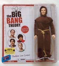 Big Bang Theory Sheldon Cooper Renaissance Faire Action Figure NIB Bif Bang Pow