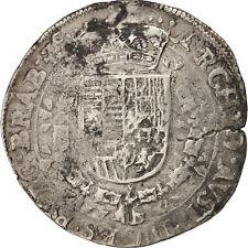 Monnaies, Pays-Bas espagnols, BRABANT, Patagon, Brabant, TB, Argent #99676