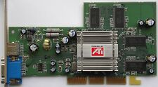 ATI RADEON 9000, 64 MB, DDR SDRAM, VGA, TV-out, 1024-2197-00-SA