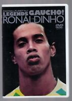 LEGENDS GAUCHO! 01 RONALDINHO [JAPAN OFFICIAL DVD] Region2