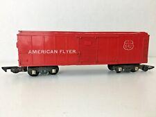 "*AMERICAN FLYER 642* ""BOX CAR"""