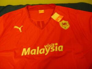 Cardiff City shirt jersey Puma 5XL New