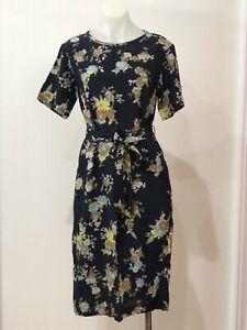 Kate Sylvester Silk Dress New Zealand Size XS