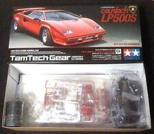 TAMIYA 57105 GT-01 1/12 TAMTECH LAMBORGHINI COUNTACH LP500 NEW